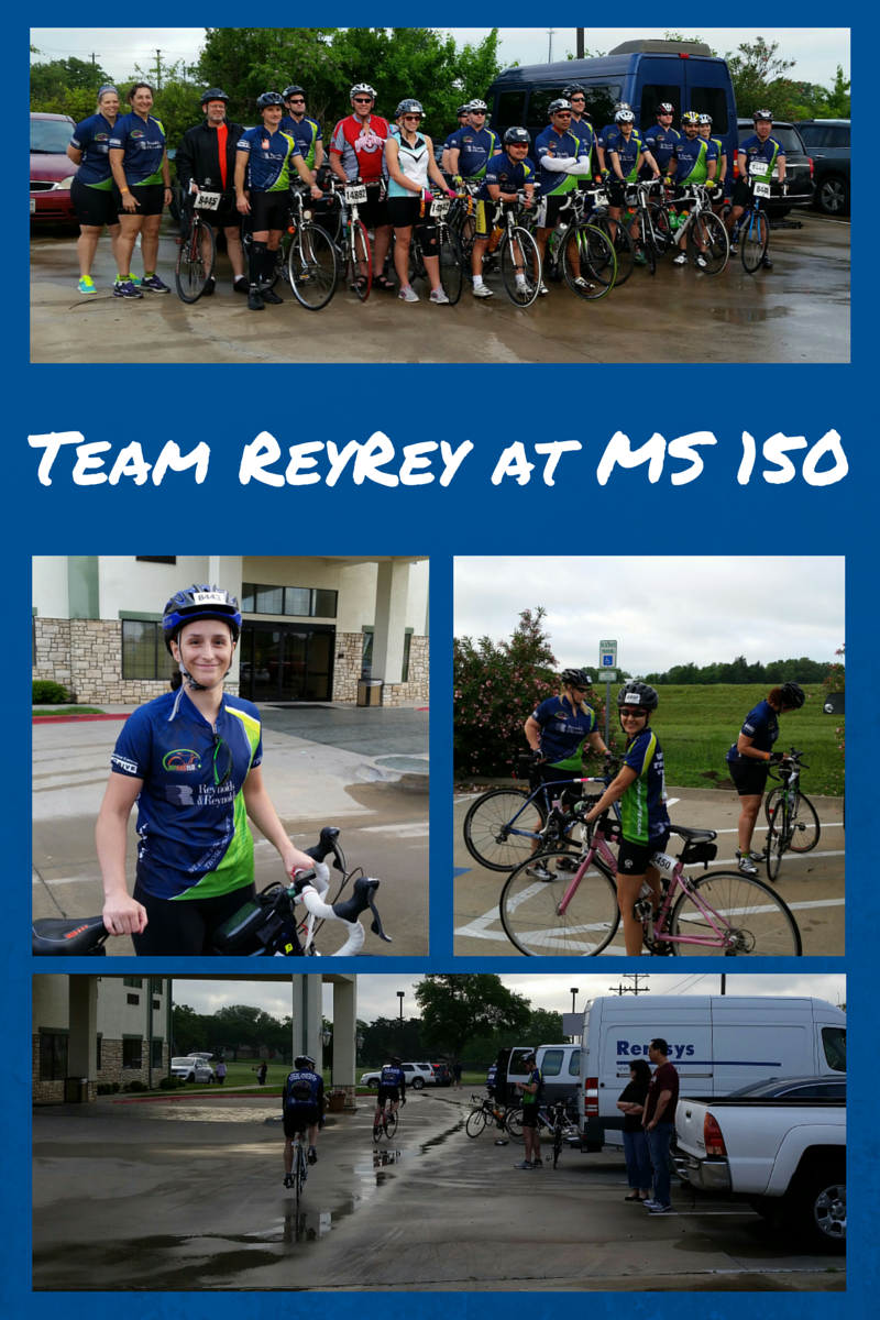 Team ReyRey MS 150