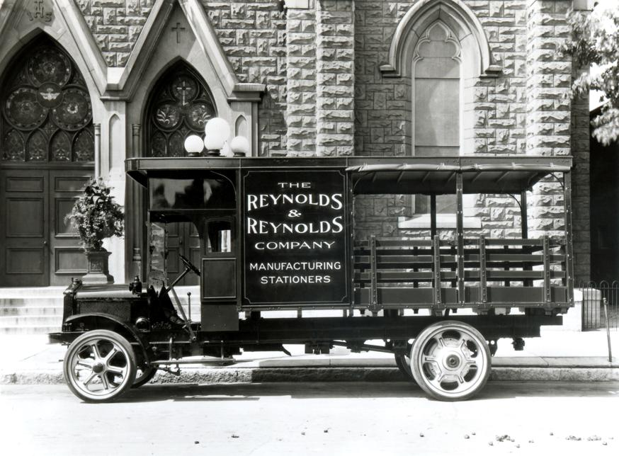Reynolds and Reynolds history